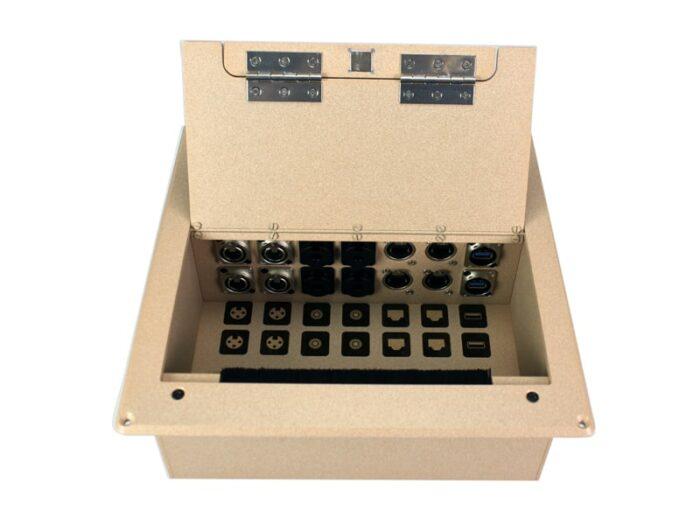 caja suelo cuboid ins PTR8178