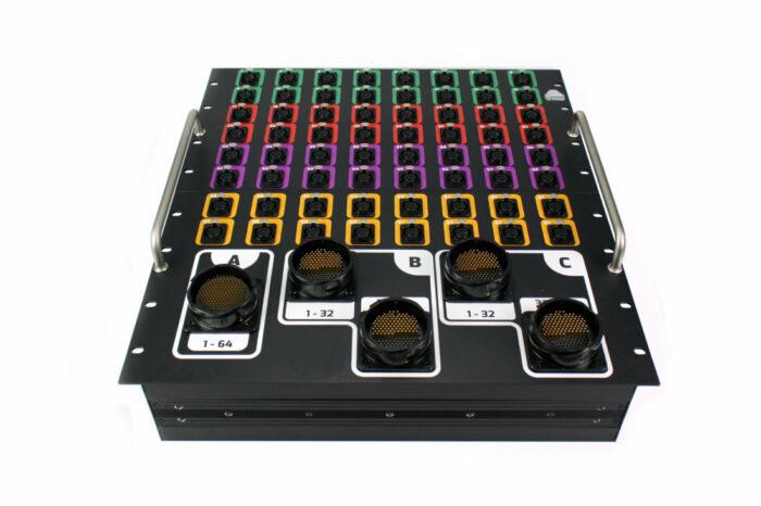 Stage box audio formato caja AR PTR7366
