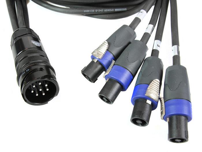 Cable terminado adaptador CA-COM 8
