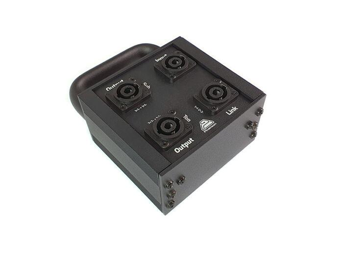 speaker distributor box 4 speakon