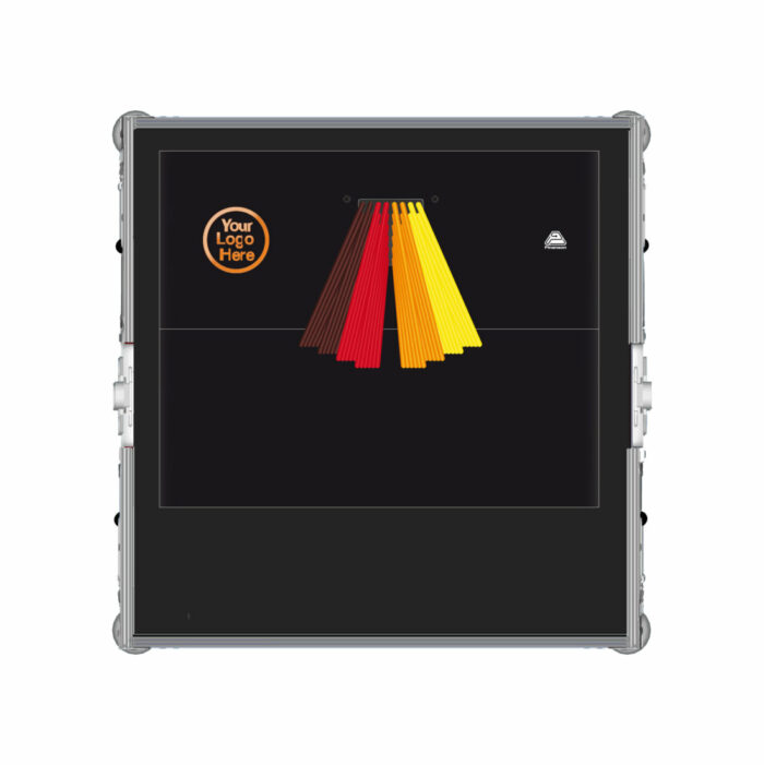 DIGICO D2-Rack digi rack box
