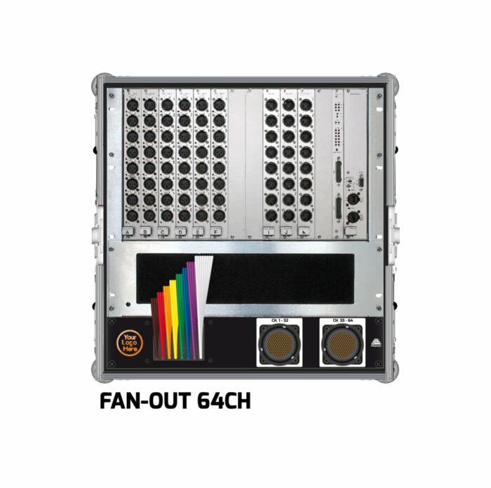 SOUNDCRAFT Vi Stagebox fanout