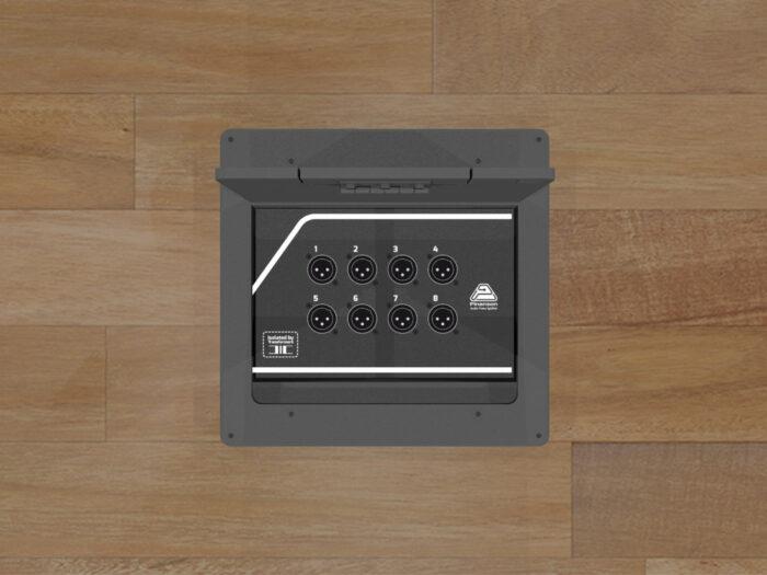 splitter prensa spp floor box tbat